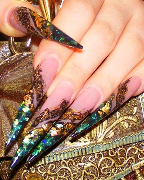 Стилеты дизайн ногтей