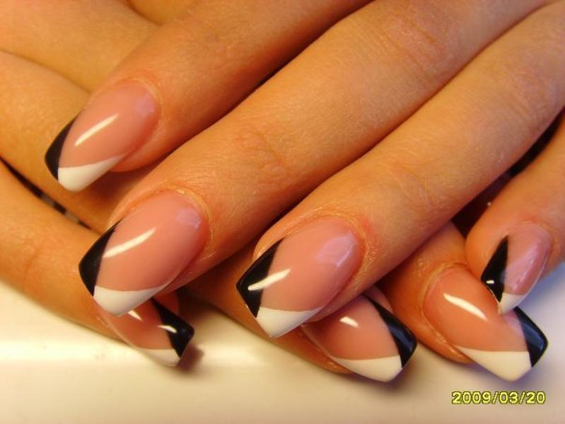 Идеи дизайна наращивания ногтей фото