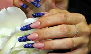 Пошаговое моделирование ногтей акрилом