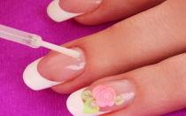Интересные дизайны ногтей биогелем